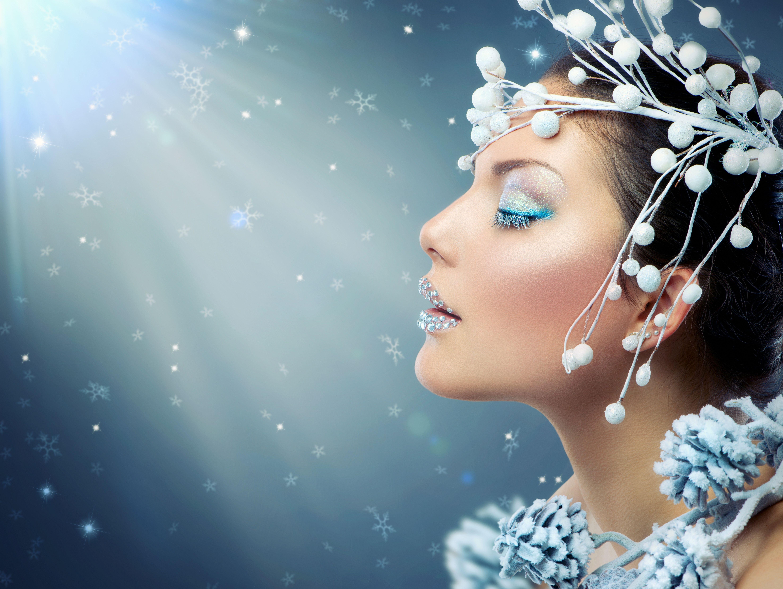 картинка на аватарку снежинки это окрашивание волос