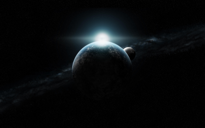 earth like moon - HD1920×1200