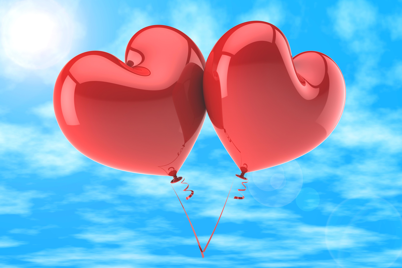 Открытки большие про любовь