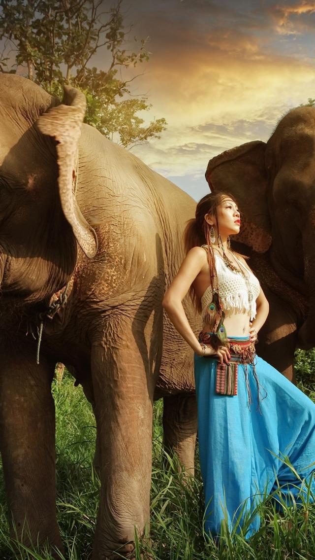 Elephant girl sax videos free strip