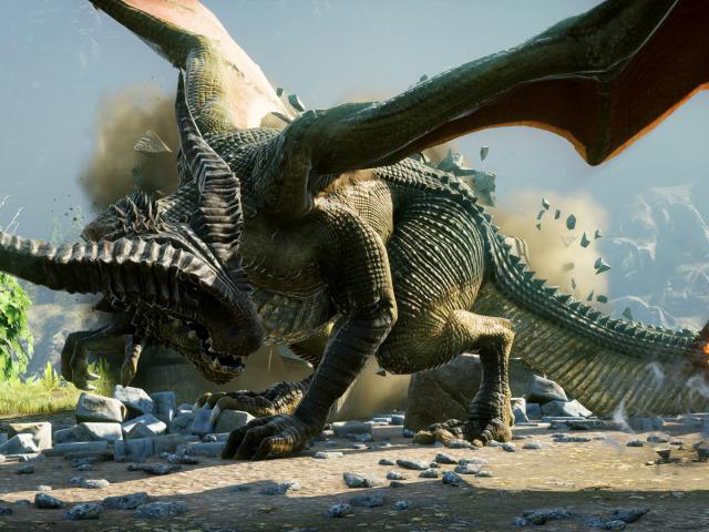 Видео игры, dragon age iii, inquisition, экшен, игра, ролевая, inquisition,