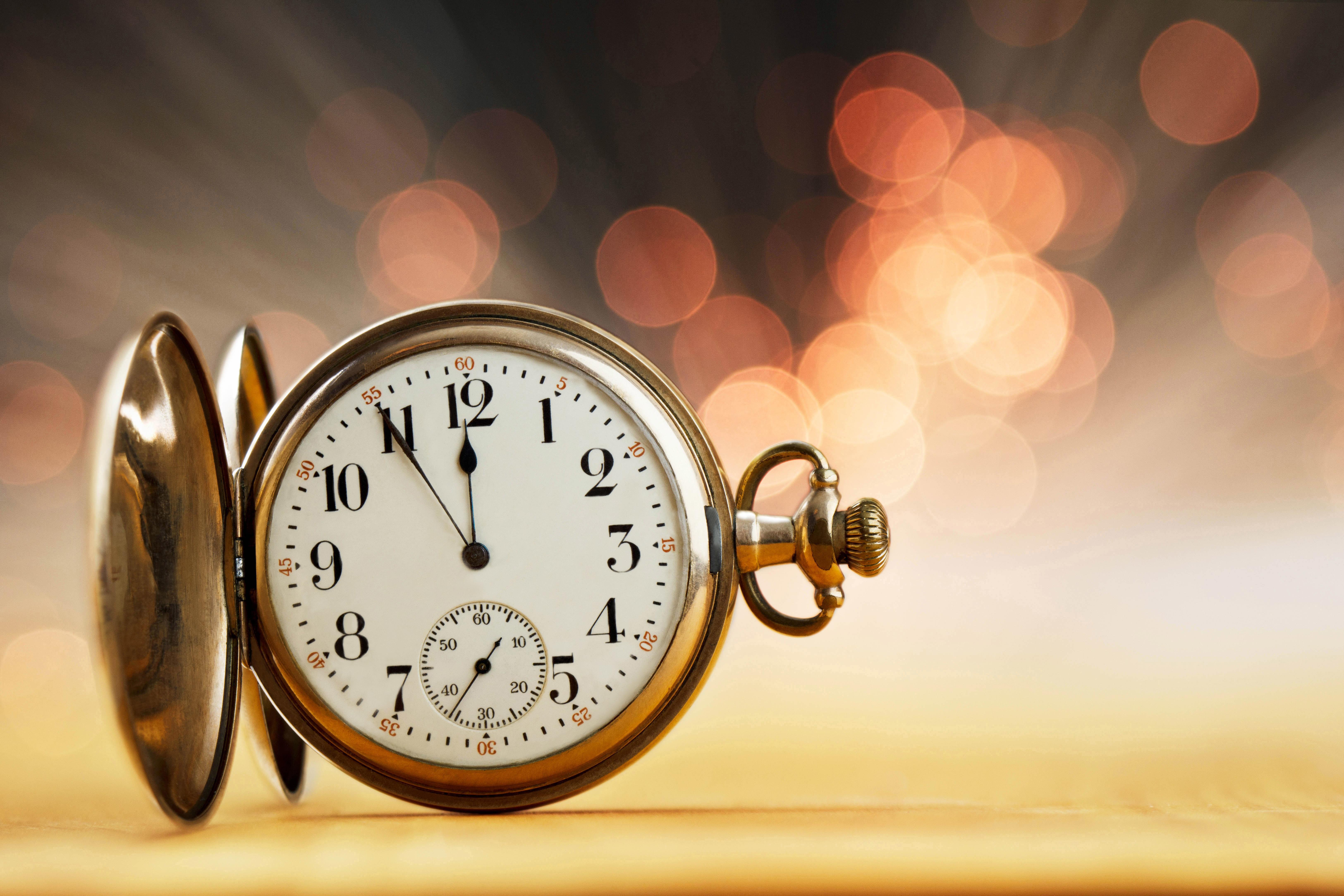 Прикольные картинки о времени, сделать