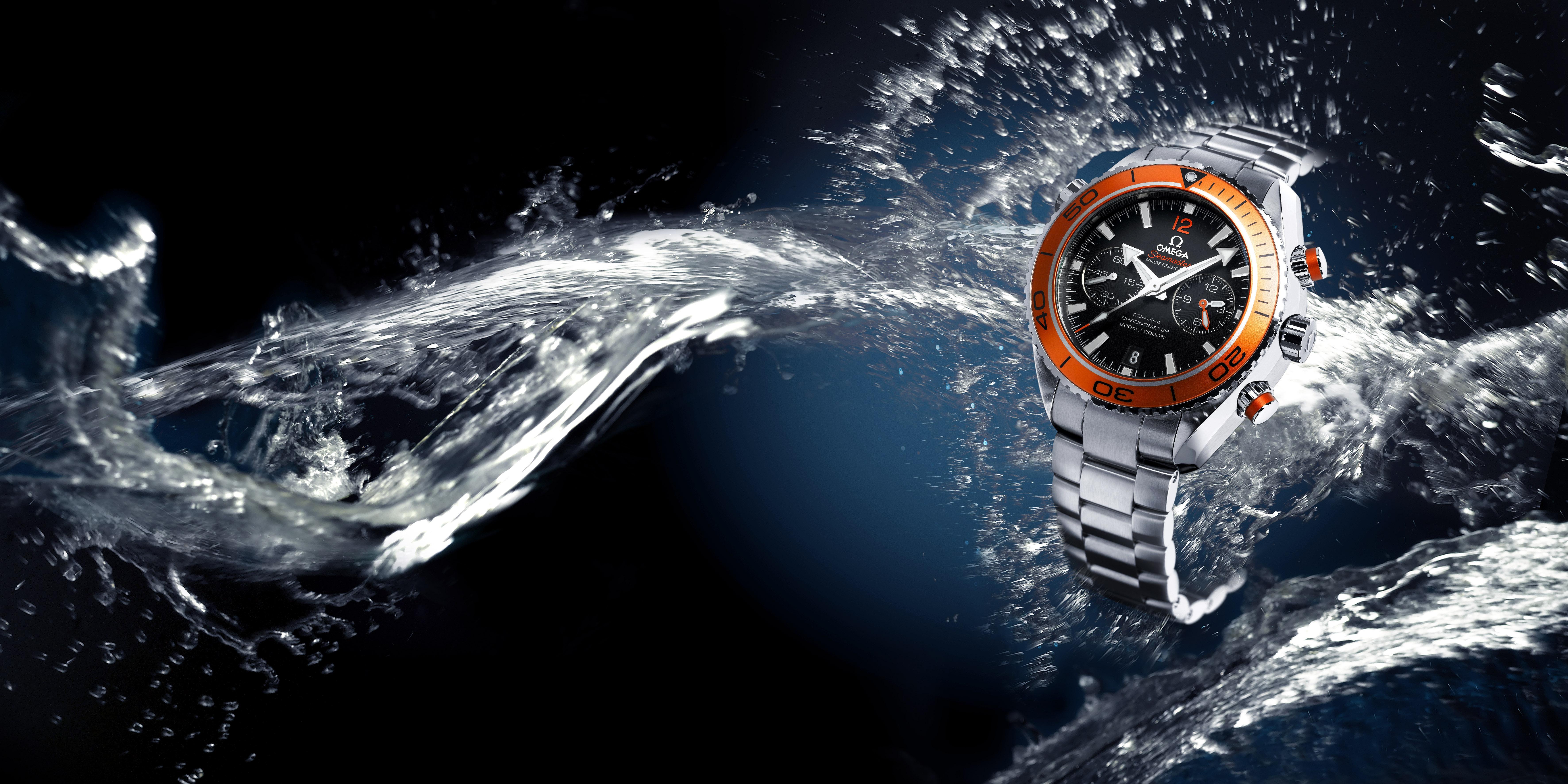 обои бесплатно скачать на рабочий стол часы в воде № 188047  скачать