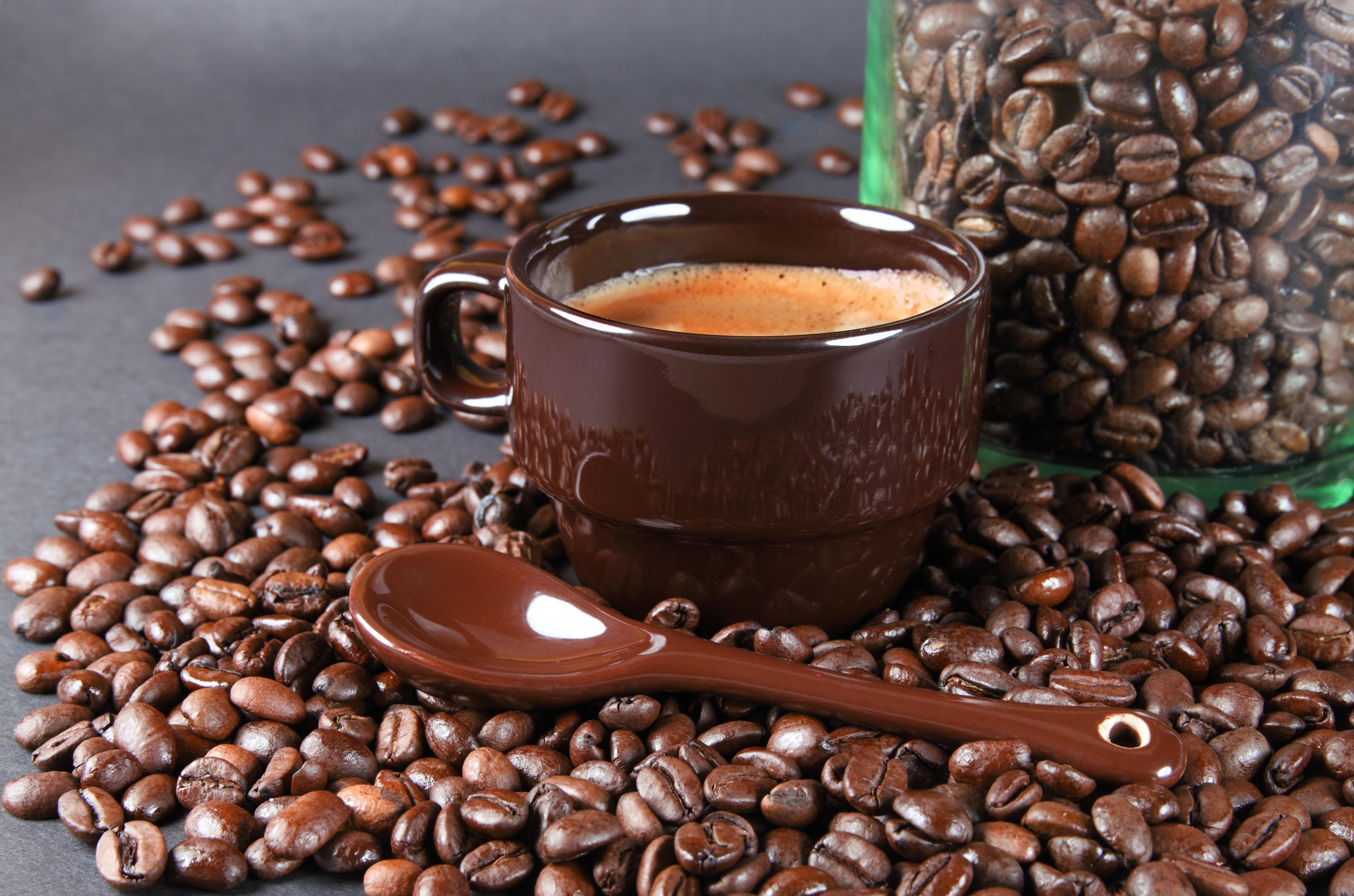 Кофе зерна чашка  № 2172447 без смс