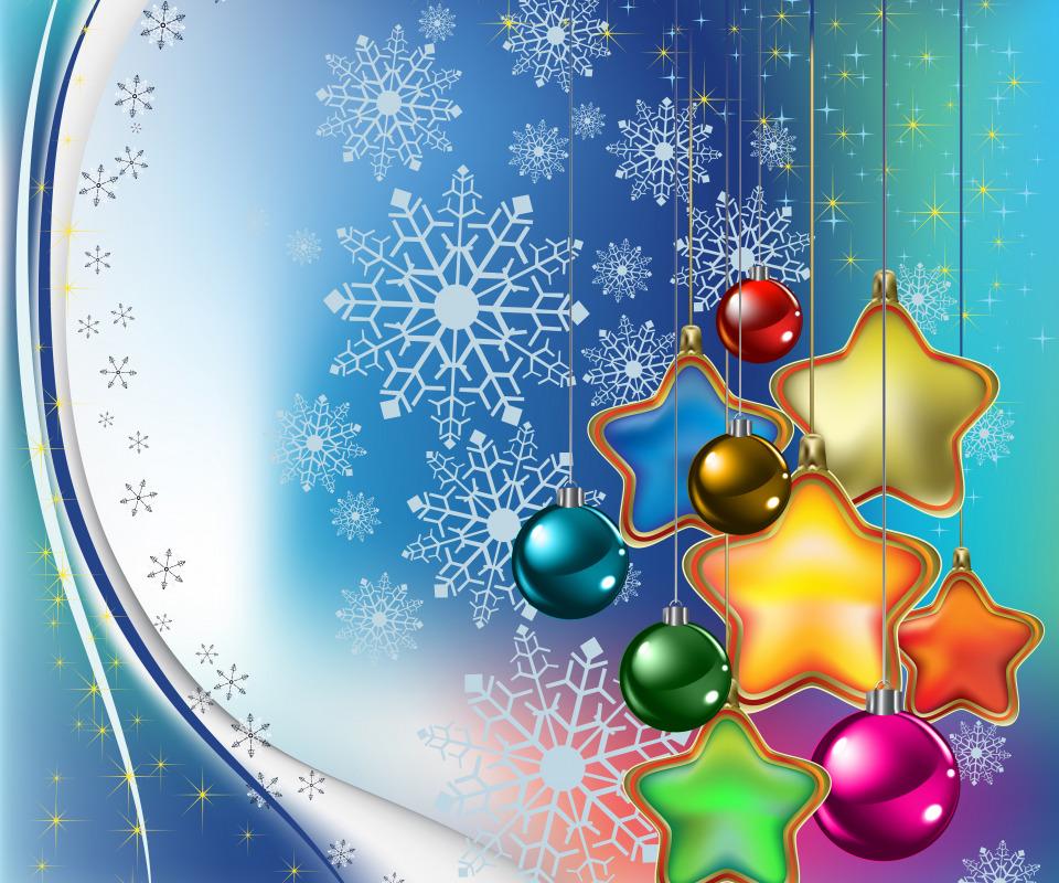 Картинка новогодний фон для открытки, поздравления