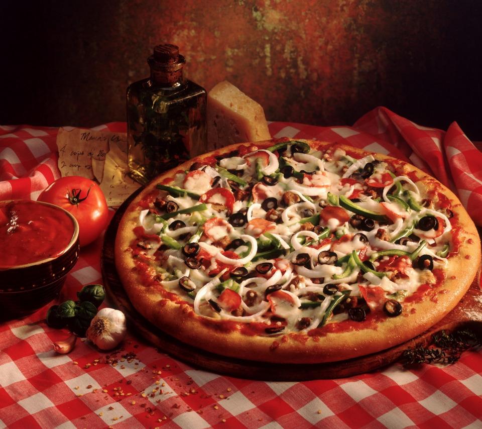 Алло пицца на пражской