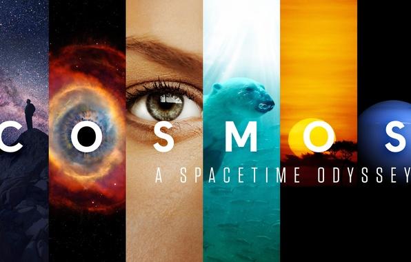 Обои картинки фото cosmos a spacetime odyssey