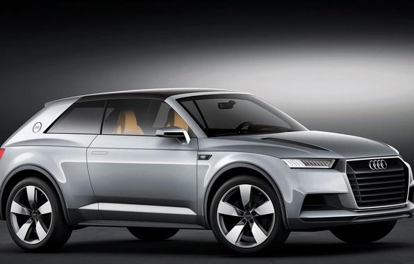 Картинка Concept, Audi, Allroad Shooting Brake