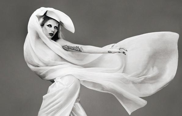 Картинка девушка, стиль, музыка, черный, женщина, music, актриса, певица, girl, black, fashion, знаменитость, мода, style, women, …