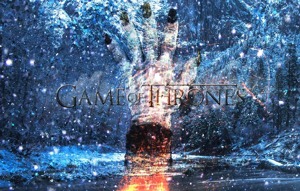 Картинка зима, A Song of Ice and Fire, Game of Thrones, THRONES, GAME