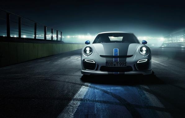 Картинка Porsche 911, tuning, TechArt