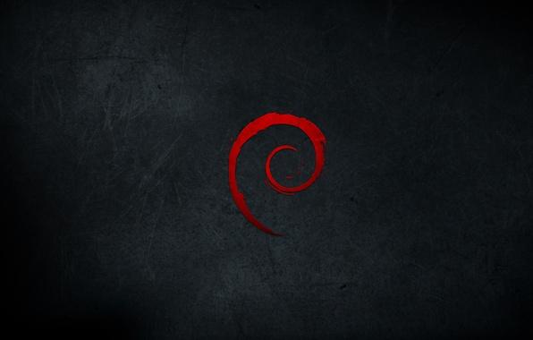 Картинка linux, линукс, debian, дебиан