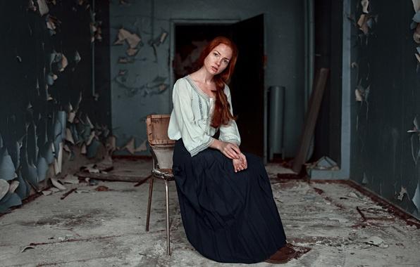Картинка комната, разруха, Георгий Чернядьев, Oksana Butovskaya, Оксана Бутовская
