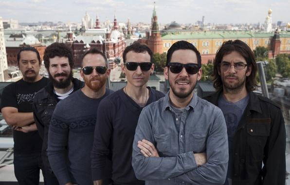 Картинка Москва, Moscow, Linkin Park, Линкин Парк
