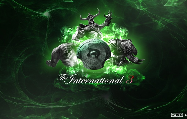 Картинка дота, Dota, KraSS, the international 3