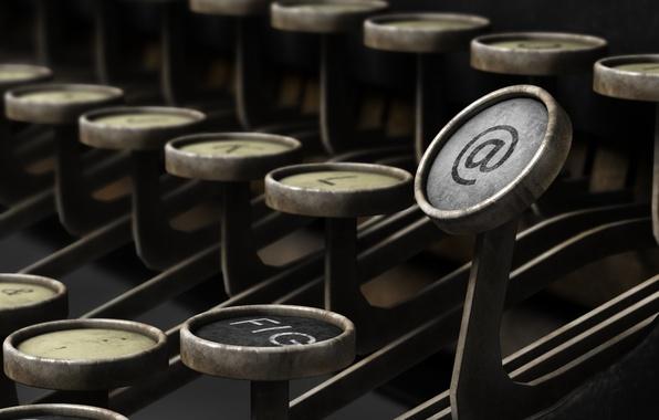 Картинка internet, key, typewriter