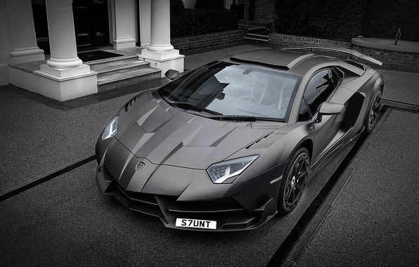 Фото обои Aventador, Lamborghini, авентадор, ламборгини, Mansory