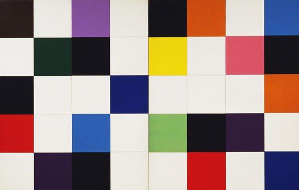 Картинка абстракция, цвет, картина, арт, квадрат, модерн