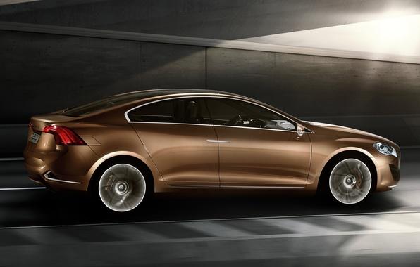 Картинка Volvo, концепт-кар, S 60