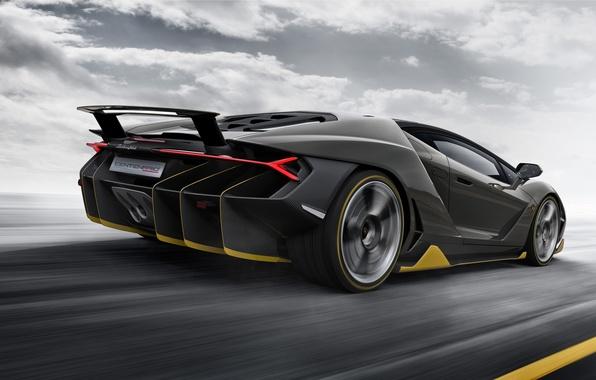 Картинка Lamborghini, Centenario, Lamborghini Centenario LP 770-4, Forza Horizon 3