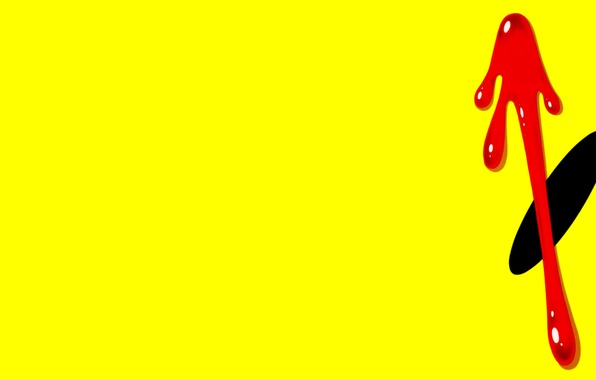 Картинка фильм, обои, клякса, краска, капля, Watchmen, комикс