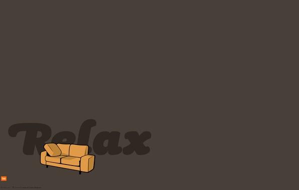 Картинка диван, relax, расслабся