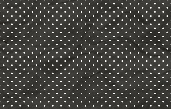 Картинка текстура, горошек, чёрный фон