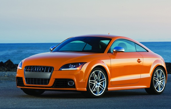 Картинка Audi, Coupe