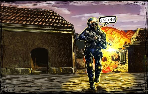 Counter Strike Source Ipad: Обои Counter Strike, 1.6, Source, CS1.6 картинки на