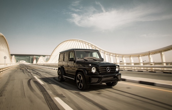 Картинка Mercedes-Benz, мерседес, G-Klasse, 2014, W463, Ares Design