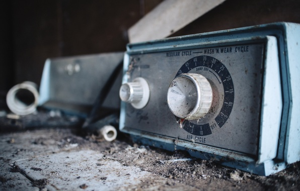 Картинка макро, фон, радиоприёмник