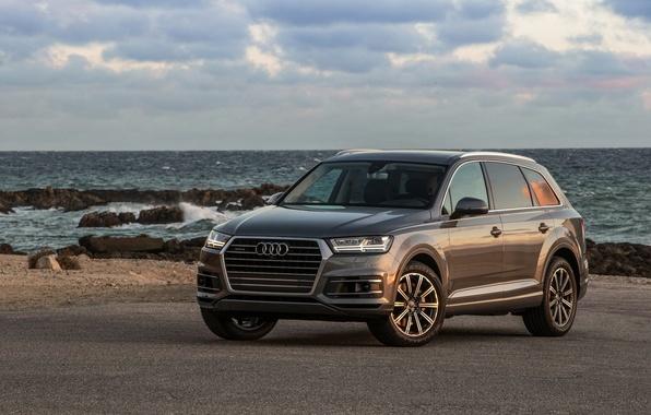 Картинка Audi, ауди, TDI, quattro, кроссовер