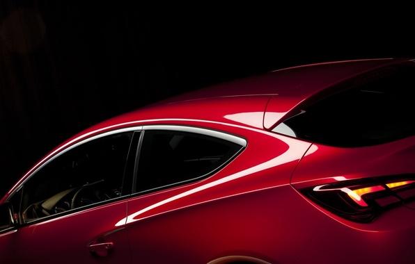 Картинка Opel, опель, Astra, GTC