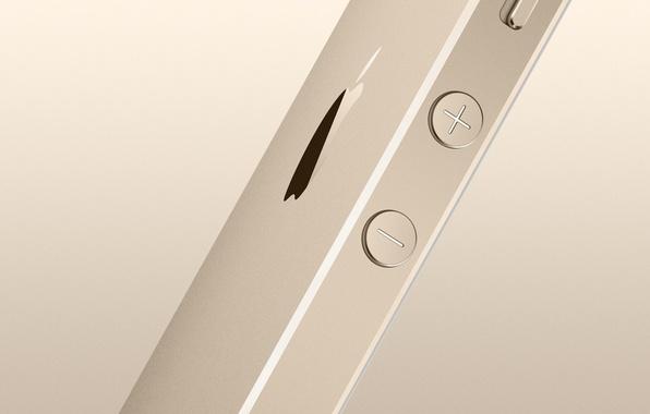 Картинка iPhone, apple, телефон, iPhone 5S
