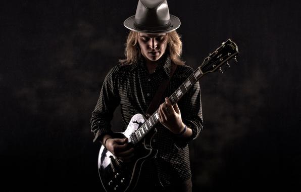 Картинка музыка, гитара, гитарист, Jake Shepard