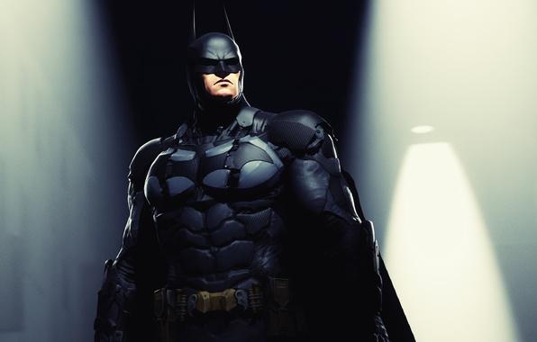 Картинка batman, DC Comics, Bruce Wayne, Rocksteady Studios, Batman: Arkham Knight