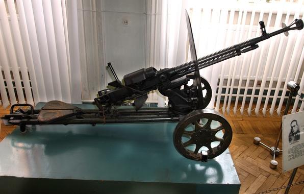 Картинка машина, оружие, тормоз, ствол, год, вооружение, под, пулемёт, года, февраль, стрельбы, ЛЕНТА, СУПЕР, 1938, РККА, …