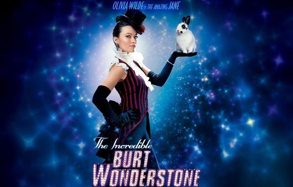 Картинка Оливия Уайлд, Olivia Wilde, The Incredible Burt Wonderstone, Комедия, Невероятный Бёрт Уандерстоун
