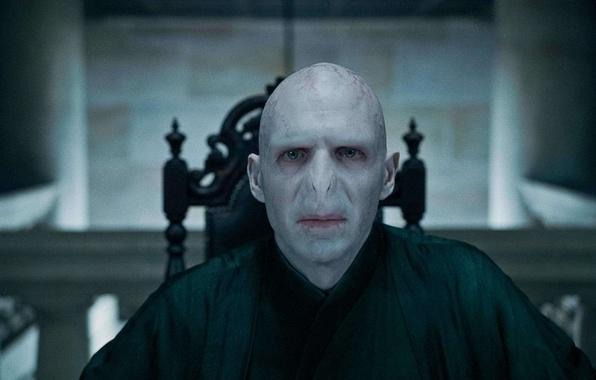Картинка взгляд, мантия, злодей, зло, Harry Potter, Гарри Поттер и Дары Смерти, Волан-де-Морт, Harry Potter and …