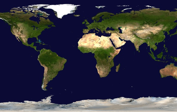 Картинка мир, карта, материки, география, географическая
