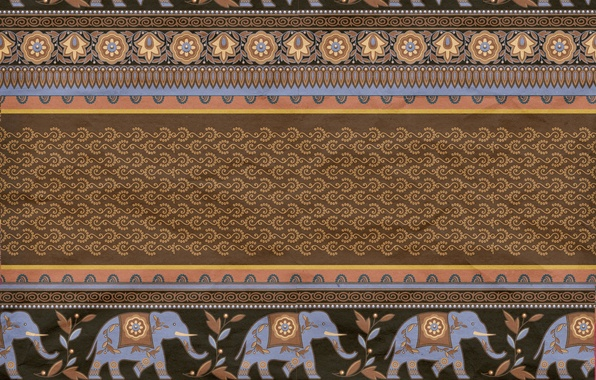Картинка бумага, узор, текстура, wallpaper, pattern, paper, indian, ornament