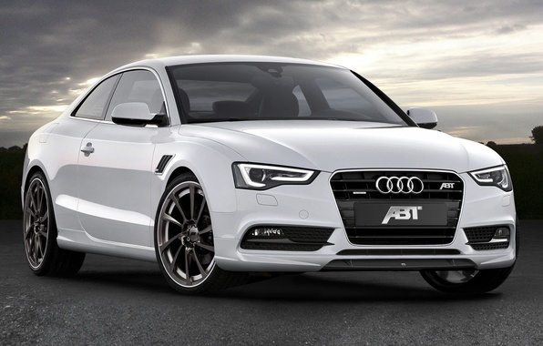 Картинка Audi, ауди, купе, 2012, Coupe, ABT, AS5
