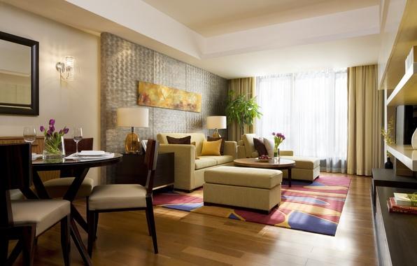 Картинка дизайн, дом, стиль, комната, интерьер