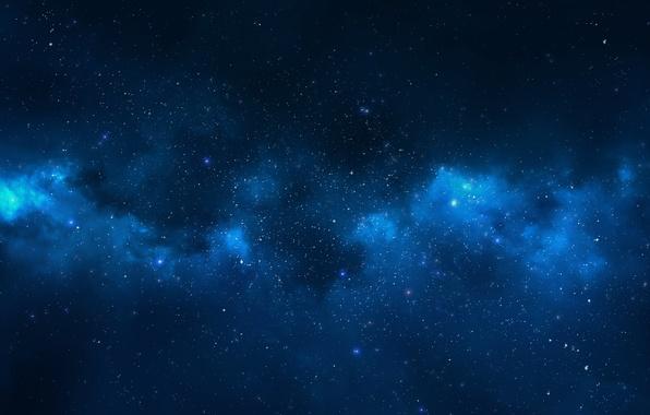 Картинка космос, звезды, красота, млечный путь