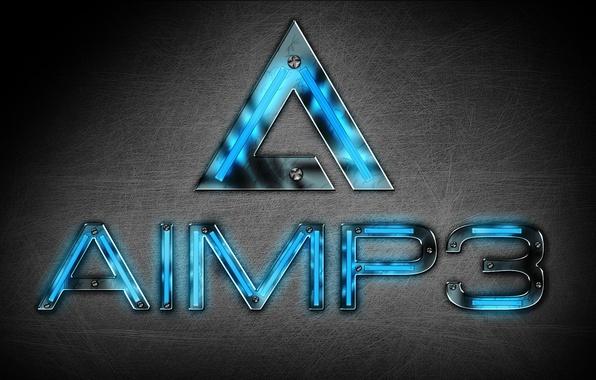 Картинка Лого, Hi-Tech, AIMP, бесплатный Аудиопроигрыватель