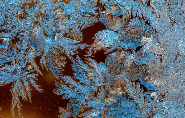 Картинка холод, зима, фон, узоры