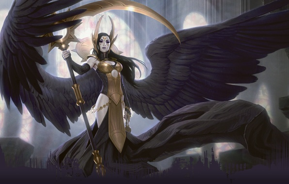 Картинка Angel, Magic The Gathering, MTG, Deathpact