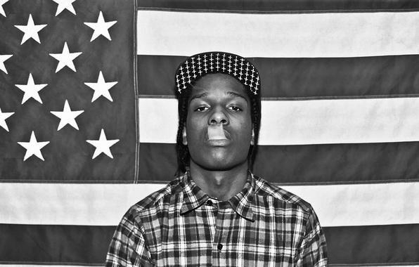 Картинка Америка, Rap, American, Рэп, ASAP Rocky, A$AP, Асап