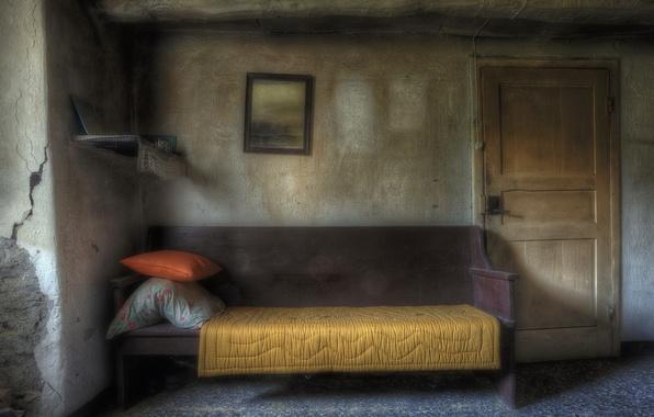 Картинка фон, комната, диван
