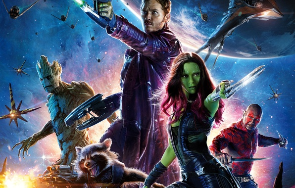Amazoncom Guardians of the Galaxy Theatrical Chris
